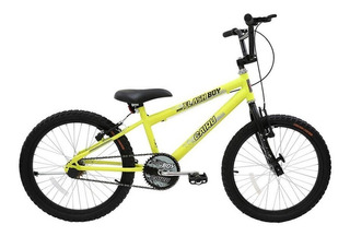 Bicicleta Infantil Aro 20 Cairu Reb Flash Boy Mtb V. Break