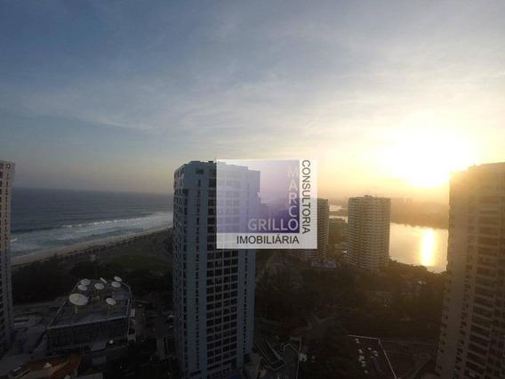 Apartamento, 3 Quartos À Venda, 91 M² Por R$ 880.000,00 - Barra Da Tijuca - Rio De Janeiro/rj - Ap0200