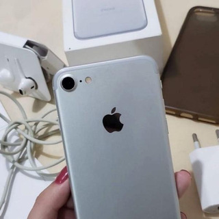iPhone 7 32gb, Cinza Espacial. (semi-novo)