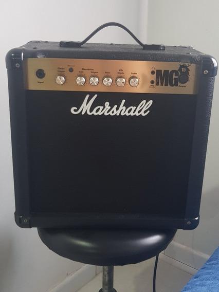 Amplificador Marshall Para Guitarras De 40watts
