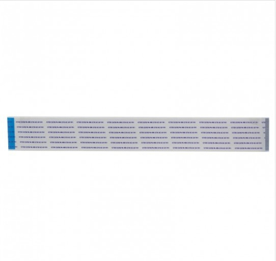 Flat Cable 50 Viasx30cm 0.50mm Invertido Alta Qualidade