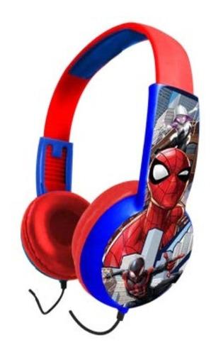 Audifono De Niño Spider Man Multidispositivo - Revogames