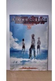 Manga Ataque Dos Titãs Volume 22 Shingeki No Kyojin