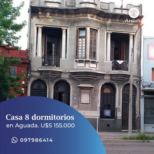 Casa Ph 8 Dormitorios En Aguada