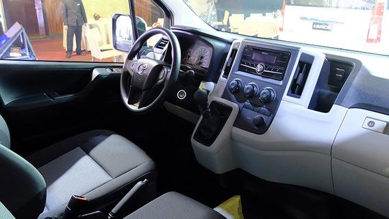 Financia Tu Toyota Hiace Desde S/2.500 Al Mes Que Esperas!!!