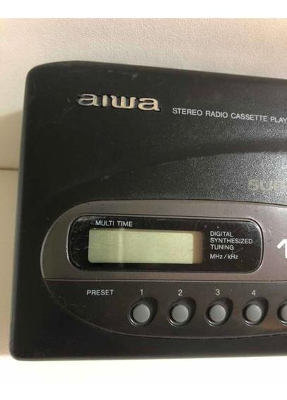 Rádio/cassete/player Aiwa- Tx320- Super Bass- Funcionando