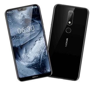 Nokia X6 Snap 636 - 6gb Ram 64gb - Android One 9 + Brinde