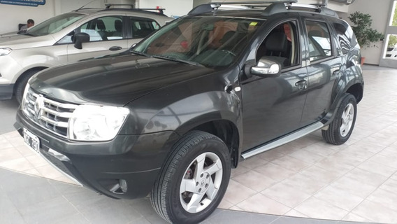 Renault Duster 2.0 4x2 Luxe 2013