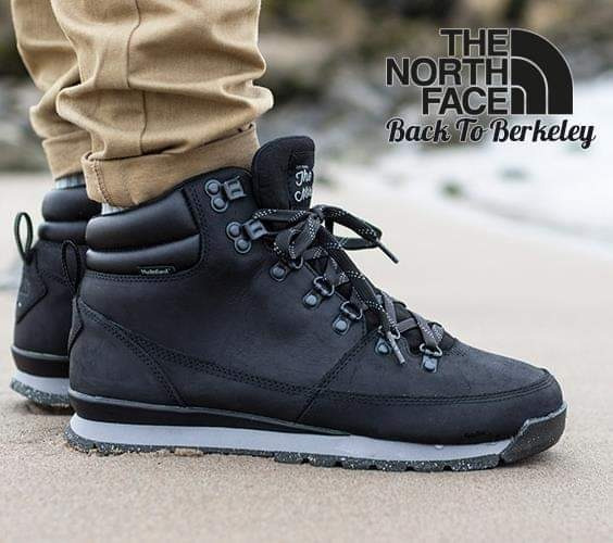 Zapatilla Botita Borcego Trekking Impermeable The North Face