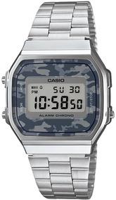 Relógio Casio A168wec-1df Camo Vintage
