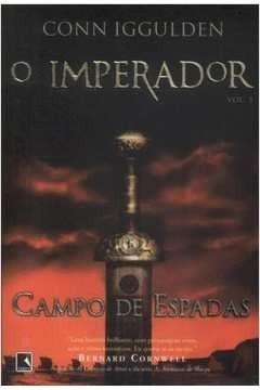 Livro O Imperador - Campo Santo Conn Iggulden