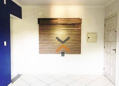 Imagem 1 de 9 de Apartamento À Venda, 93 M² Por R$ 330.000,00 - Vila Vitória - Santo André/sp - Ap0187