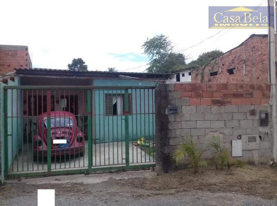 Casa Com 3 Dormitórios À Venda, 95 M² Por R$ 160.000 - Centro - Miracatu/sp - Ca2260