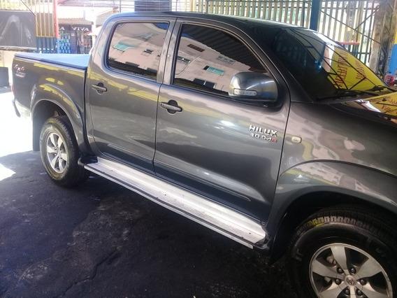 Toyota Hilux 3.0 Srv Cab. Dupla 4x4 Aut. 4p 2009