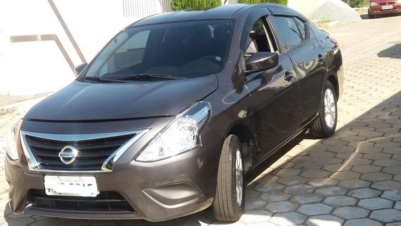 Nissan Versa 1.0 12v S 4p 2016