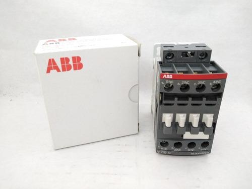 Imagen 1 de 4 de Abb Nf22e 13 Mini Contactor 100 - 250  V