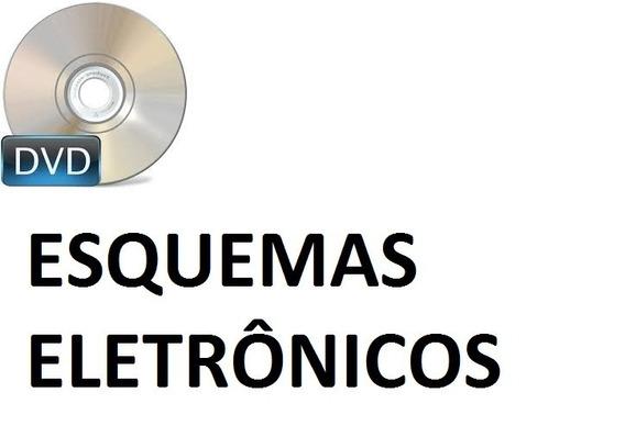 650 Esquemas De Radios E Recievers Transistorizados Em Dvd