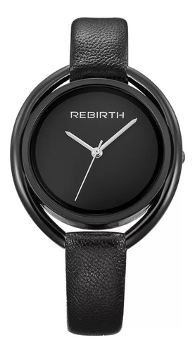 Relógios Feminino Analogico Minimalista Preto Luxo
