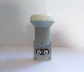 Kit Com 6 Lnb Duplo Universal Wnc
