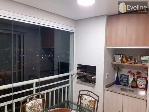 Apartamento Com 3 Dorms, Vila Suissa, Mogi Das Cruzes, Cod: 1570 - A1570