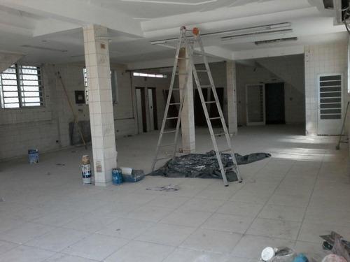 Imagem 1 de 11 de Salão Para Aluguel, 3 Vagas, Jardim Paulista - Americana/sp - 2637