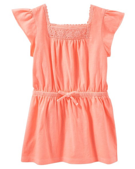 Vestido Color Durazno Oshkosh Carter