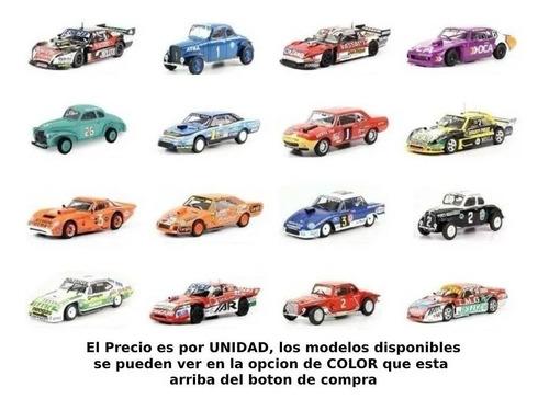 Coleccion Turismo Carretera Tc  Por Unidad 1/43