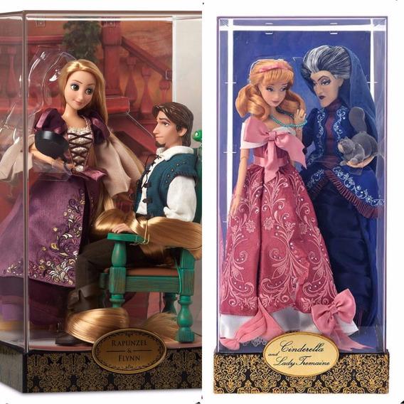 Coleção De Bonecas Fairytale Designer Disney 2 Unidades