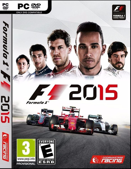 F1 2015 Steam Key