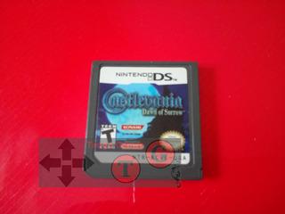 Castlevania Dawn Of Sorrow / Nintendo Ds