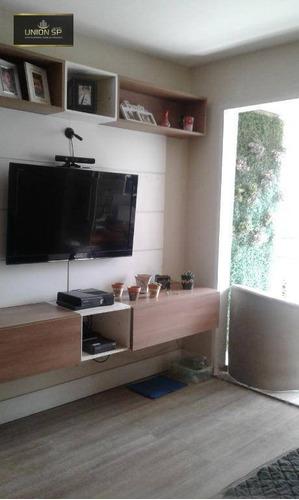 Imagem 1 de 30 de Apartamento Com 3 Dormitórios À Venda, 65 M² Por R$ 425.000,00 - Morumbi - São Paulo/sp - Ap50889