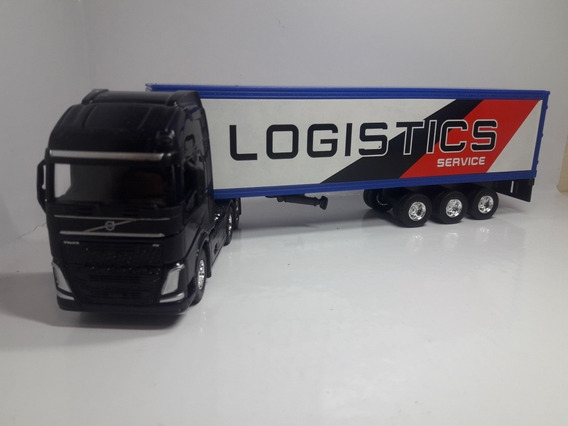 Camion Volvo Fh500 Esc 1/64 Welly