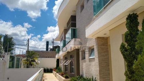 Casa À Venda, 141 M² Por R$ 900.000,00 - Parque Taquaral - Campinas/sp - Ca14765