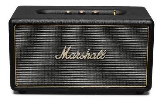 Caixa De Som Marshall Bluetooth Stanmore Black Accs-00159