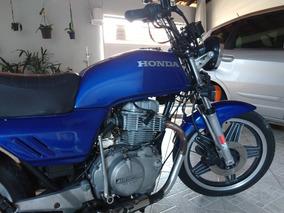 Honda Cb400 Ii 1982