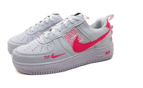 Nike Air Force 1 Low Lv8 Feminino Sapatos Tênis Com O