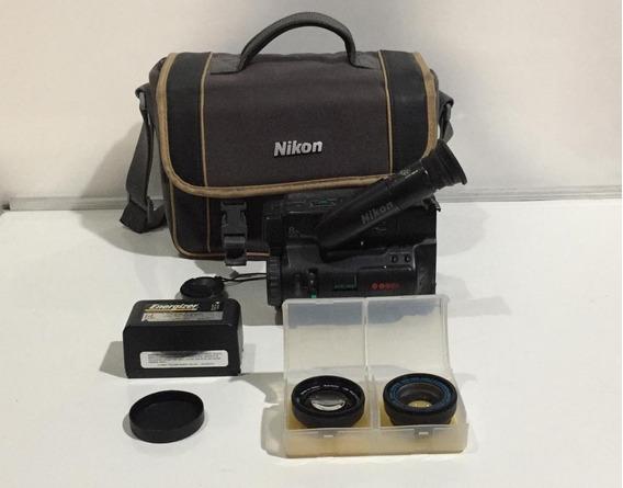 Vídeo Câmera Recorder Nikon Vn-500 - Sem Fonte (no Estado)