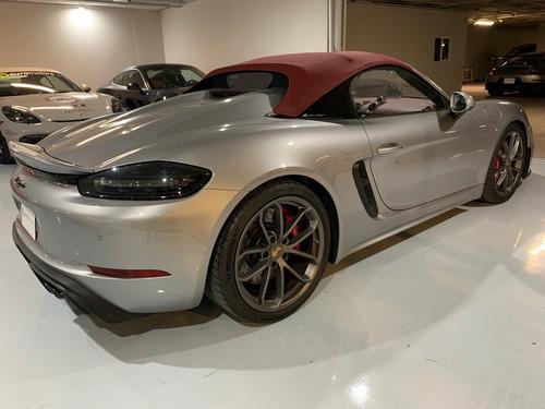 Imagen 1 de 11 de Porsche Boxster Spyder 2021
