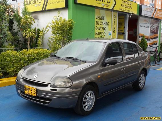 Renault Symbol Rna 1400cc Mt
