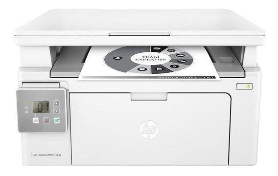 Impressora Multifuncional Hp Laser M134a C/3 Toner