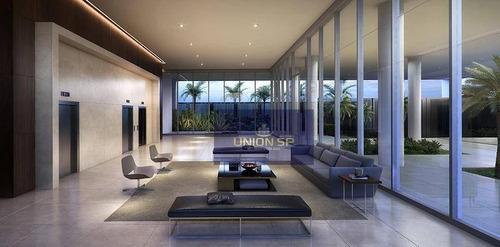 Apartamento Com 4 Dormitórios À Venda, 632 M² Por R$ 19.000.000,00 - Paraíso - São Paulo/sp - Ap27682