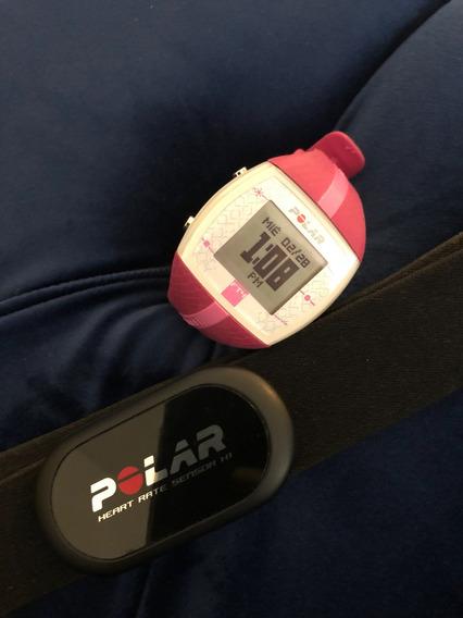 Reloj Polar Ft4 Con Banda!