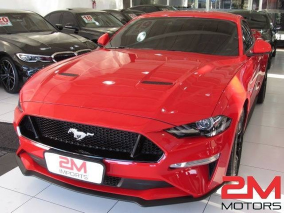 Ford Mustang 5.0 V8 Ti-vct Gasolina Gt Premium Selectshift