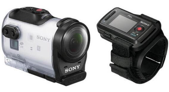 Filmadora Sony Action Cam Hdr-az1vr Com Controle Remoto