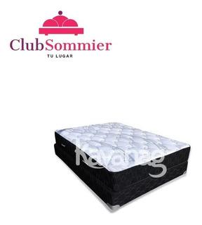 Sommier Sensity Kavanag Espuma Con Pillow 200x160