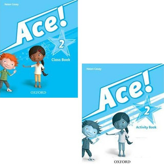 Ace 2 - Class Book And Activity Book - Oxford
