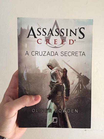 Livro Assassins Creed A Cruzada Secreta.