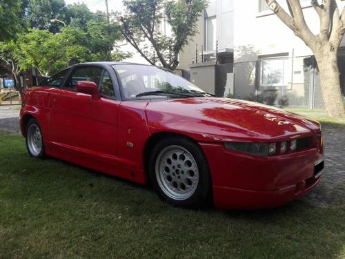Alfa Romeo Zagato Sz V6 3.0