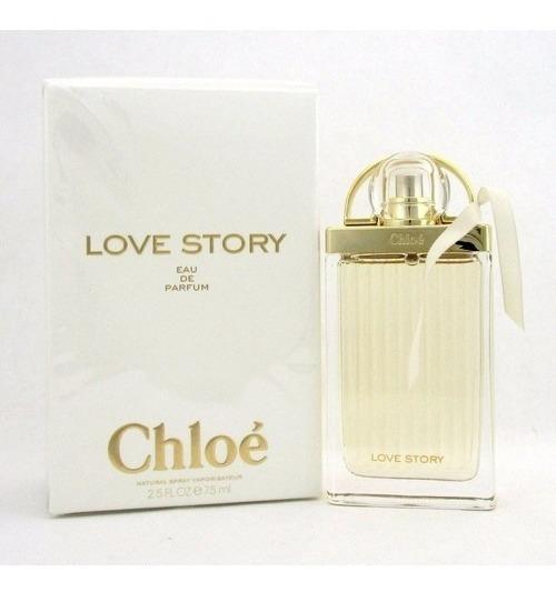 Perfume Love Story Chloe Eau De Parfum 75 Ml Original