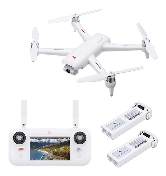 Fimi A3 Gps Drone Con Cámara 3 Ejes Cardán 1080p 5.8g Fpv